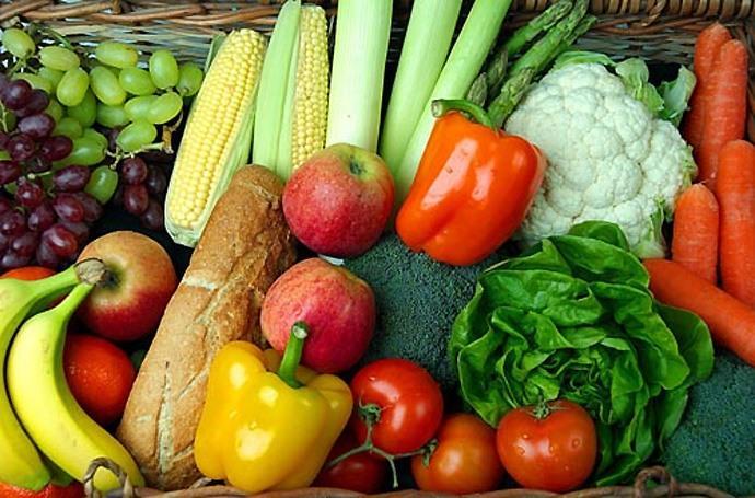 ჭამეთ მხოლოდ ორგანული საკვები