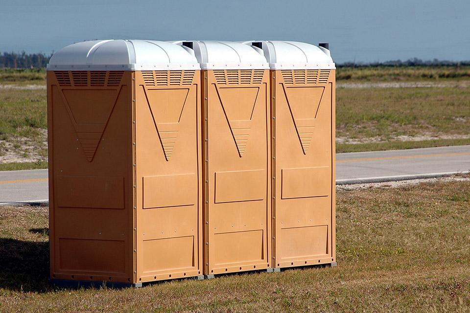 ბიოტუალეტების სერვისი
