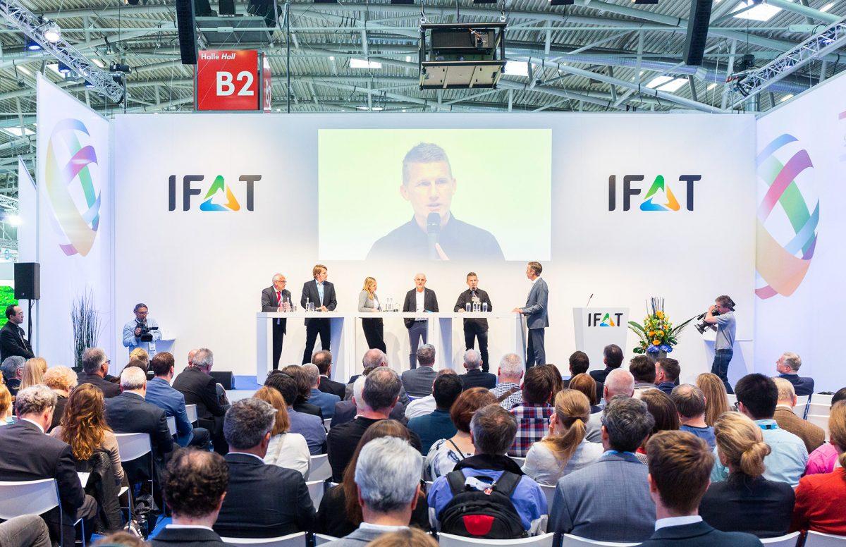 IFAT –  ახალი ტექნოლოგიები
